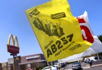 McDonald's Stores sammeln COVID-Hilfsgelder - und Beschwerden über die Sicherheit der Mitarbeiter |