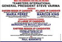 TWO CANDIDATES FROM NEW JERSEY RUN FOR INTERNATIONAL TEAM POSITIONS