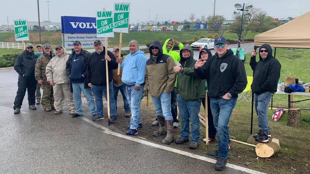 volvo-truck-workers-in-virginia-return-to-the-picket-lines-a-turning-point-in-the-us-and-global-class-struggle