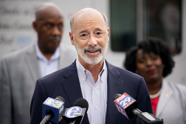 pennsylvania-governor-tom-wolf-has-drawn-the-wrath-of-progressive-democrats-over-the-republican-budget-deal