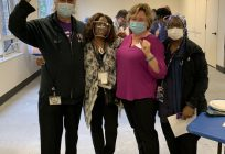 Portland Health Care Workers Celebrate Groundbreaking New Contract / Public News Service