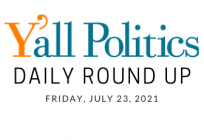 YP daily summary 23.07.21 |  Mississippi Politics and News