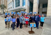 Tampa Bay lawmakers and workers urge Republican senators to expand labor protection