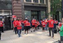 Milwaukee janitors battle for $ 15 - Liberation News