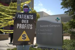 protesters-gather-at-alta-bates-summit-medical-center-to-support-patient-safety